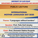 Mother Language Day 2020